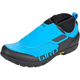 Giro Terraduro Mid Miehet kengät , sininen/musta